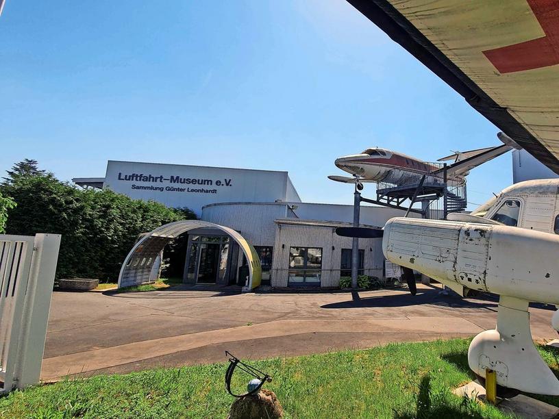 اهدای موتور توربوفن تاریخی لوفتهانزا به موزه هوایی لاتزن