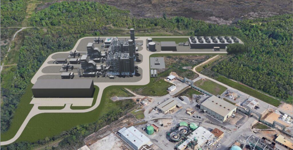 نیروگاه جدید تگزاس با قابلیت استفاده از هیدروژن