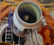 راهاندازی سلول تست موتور دی36 در مرکز تعمیرات هوایی آرامیل