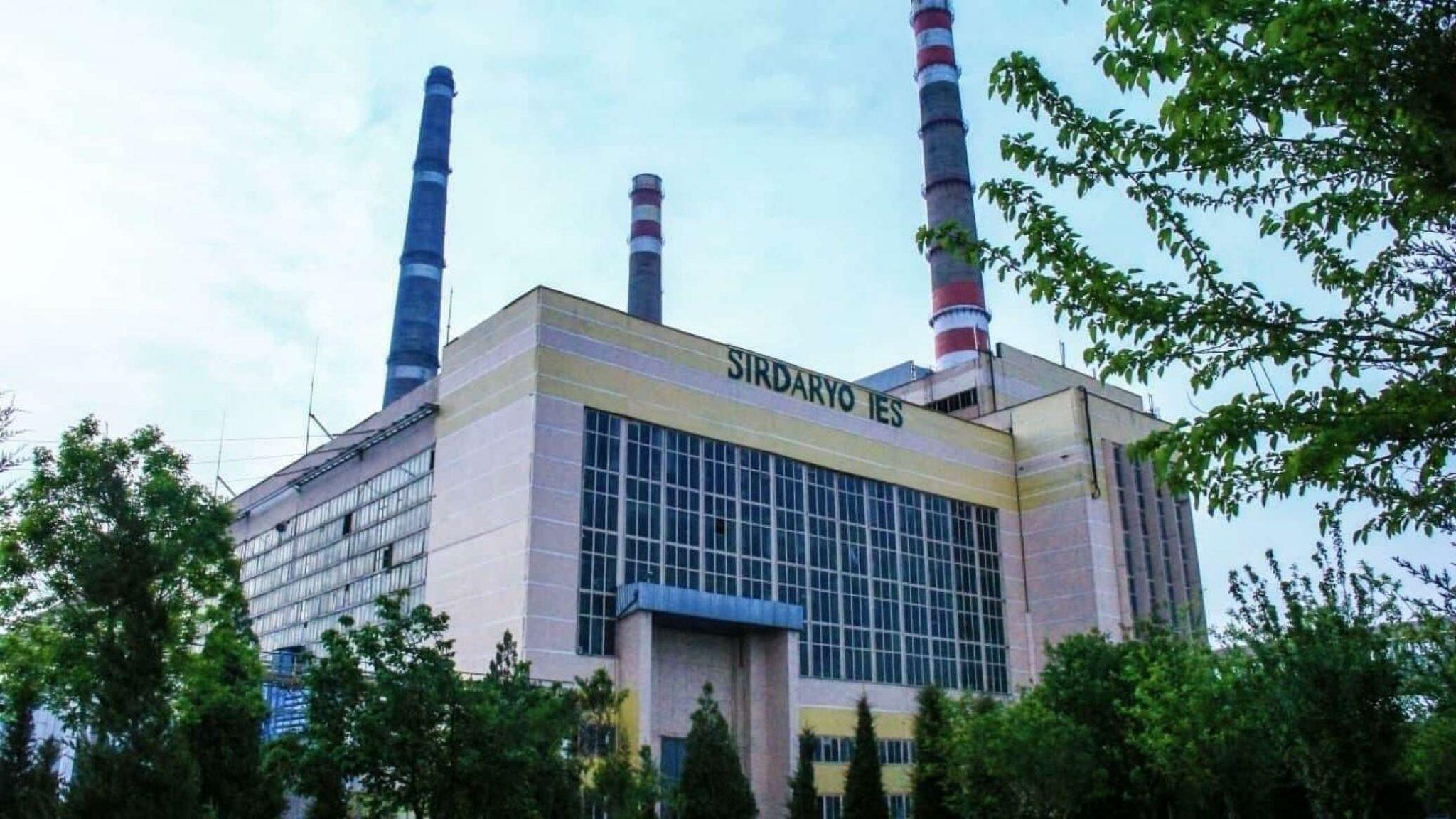 آغاز بهرهبرداری از واحد دهم نیروگاه سیردریا پس از تکمیل پروژه ارتقاء