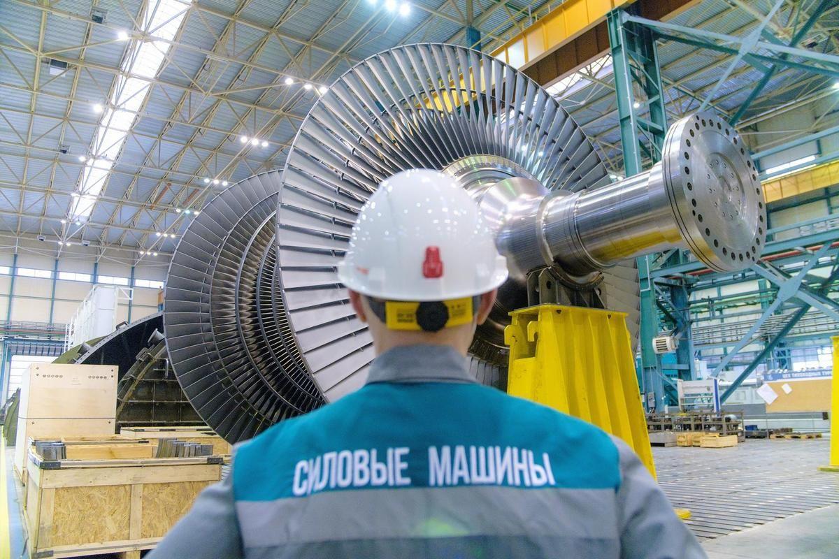 توربین گاز پرقدرت بومی